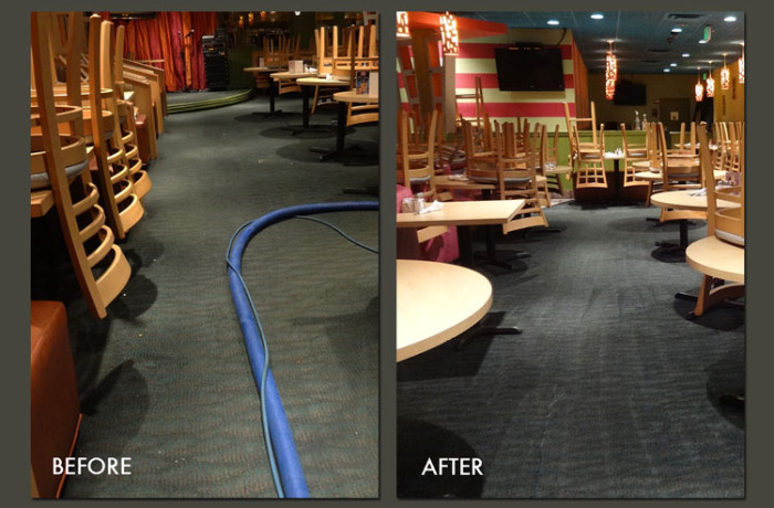 Restaurant Carpet Cleaning Clermont