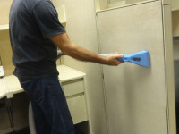 Cubicle Cleaning