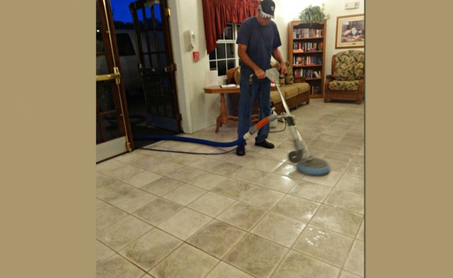 Dirty-Tile-and-Grout-Entrance-Cleaned