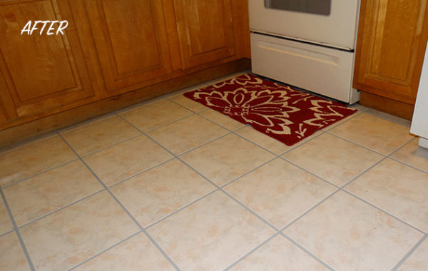 Tile and Grout Restored