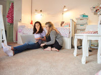 Why Carpet Is Great For Kids & Teens